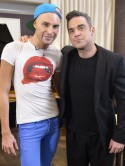 Robbie Williams: Gary Barlow's wrong about X Factor's Rylan Clark - I want him in my life