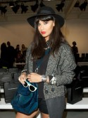 Friday Fashion Celebrity Match: How to wear a foxy fedora like Jameela Jamil