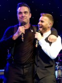 Robbie Williams to join Gary Barlow on X Factor judging panel?