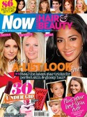 Grab your copy of Now Celebrity Hair & Beauty