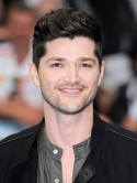 Not again! Danny O'Donoghue cuddles contestant Alice Barlow on The Voice