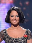 Tulisa Contostavlos tries out a sexy new hair trick - the instant bob