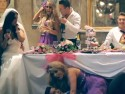 Geordie Shore cast go wild at Now wedding 