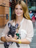 Millie Mackintosh has gone to the dogs
