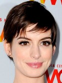 Anne Hathaway: I didn't want to be a short-haired bride