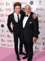 Tyler James and Mitch Winehouse | The Amy Winehouse Foundation Ball 2012 | Pictures | Photos | New | Celebrity News