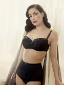 Dita Von Teese launches new sexy vintage-inspired lingerie collection for Debenhams