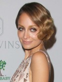 Nicole Richie's Marcel waves
