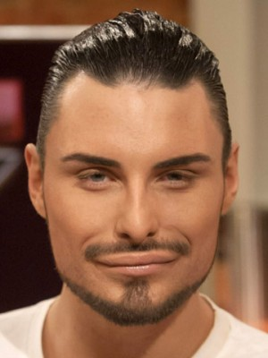 Simon Cowell 'wants Rylan Clark to present The Xtra Factor with Caroline Flack' - now