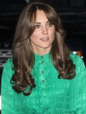 Kate Middleton reveals sexy new 70s-style hair at London event without Prince William