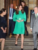 Pregnant Kate Middleton fools the fashionistas