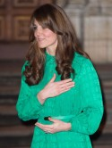Kate Middleton gets a hot new hairdo