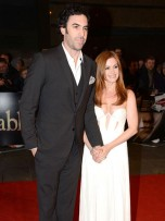 Sacha Baron Cohen and Isla Fisher | Pictures | Photos | New | Celebrity News
