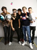 James 'Arg' Argent: One Direction shared their Nando's and beer with me - they love TOWIE