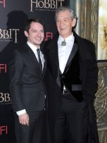 Elijah Wood and Ian Mckellan | Celebrity Spy | Pictures | Photos | New | Celebrity News