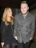 We can't keep up! James Arthur enjoys night with Kimberley Garner after partying with Caroline Flack