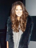 Alexandra 'Binky' Felstead reTweets hot nearly-naked pic
