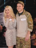 OMG! Heidi Montag and Spencer Pratt romp in Celebrity Big Brother basement