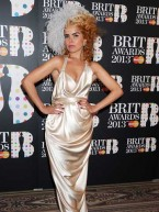 Emeli Sande, Rita Ora and Paloma Faith attend Brit Awards 2013 nominations party in London