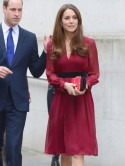My advice for pregnant Kate Middleton when she debuts her baby bump next week
