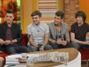 X Factor band Union J discuss new single plans on Daybreak Twitter takeover