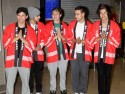 One Direction kimono style! Boys dress in traditional clothes in Japan