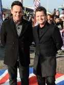 Britain's Got Talent judges meet in Cardiff for first auditions of 2013
