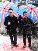 Britain's Got Talent judges brave snow for London auditions 
