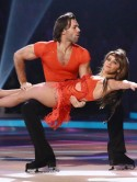 Dancing On Ice star Samia Ghadie's secret pain