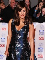 TV stars dress up for National Television Awards 2013