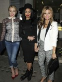 TOWIE's Lydia Bright joins Made In Chelsea girls and TV stars at London launch party