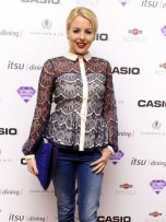 Lydia Bright | Casio Tokyo Trio Watch Launch | Pictures | Photos | New | Celebrity News