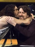 Russell Brand tells Jonathan Ross: You can't be trusted not to swagger around with your kn*b out at Comic Relief benefit!