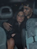 SHOCK SPLIT? Tulisa Contostavlos and Danny Simpson deny break-up rumours after 'several rows'