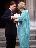 Royal baby pictures! Look how cute Prince William was...