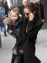 Victoria Beckham and Harper Seven Beckham | Celebrity Spy | Pictures | Photos | New | Celebrity News