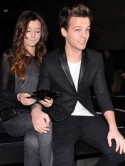 Louis Tomlinson ditches One Direction to take girlfriend Eleanor Calder to Topshop show at London Fashion Week