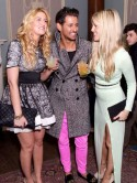 Made In Chelsea cast party with TV stars at London beauty bash