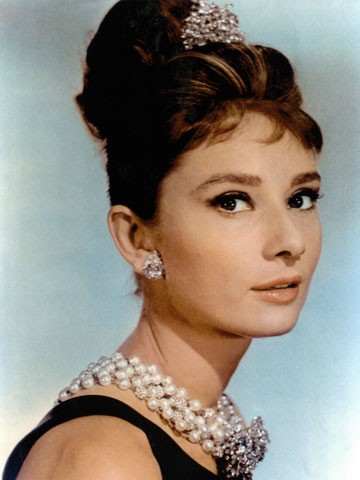 how to get audrey hepburn eyebrows