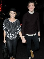 Lydia Bright and Tom Kilbey | Celebrity Spy | Pictures | Photos | New | Celebrity News