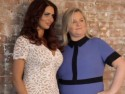 Amy Childs and mum Julie: We�re so lucky to have each other