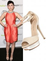 Ginnifer Goodwin | Top 10 celebrity shoes | Pictures | Now Magazine | Celebrity Gossip | Fashion | News | Photos