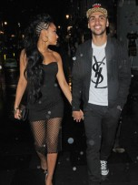 Leigh-Anne Pinnock and Jordan Kiffin | Celebrity Spy | Pictures | Photos | New | Celebrity News