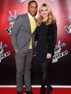 Jessie J and Danny O'Donoghue join The Voice panel at London photocall for new series