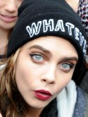 Cara Delevingne has brow power