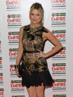 Style winners at Empire Film Awards 2013 in London
