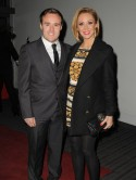 Lucy-Jo Hudson: Alan Halsall thought he'd have to strip naked to get in the birthing pool with me