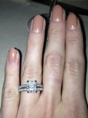 Steal Millie Mackintosh's Tiffany engagement ring style (fianc� Professor Green not included)