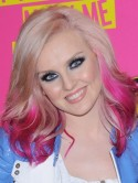 Little Mix's Perrie Edwards buys cool monochrome vintage shoes in America