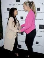 Kim Kardashian and Molly Sims | Celebrity Spy | Pictures | Photos | New | Celebrity News
